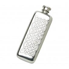 Celtic Rope Boot Flask - Celtic Corner / Scottish Treasures