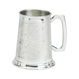 Celtic Pewter Tankard - Celtic Corner / Scottish Treasures