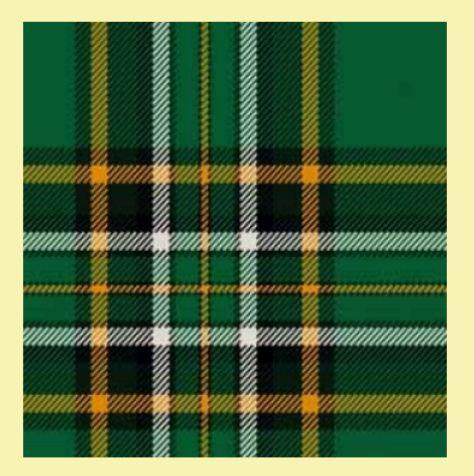 Irish National Kilt - Celtic Corner / Scottish Treasures