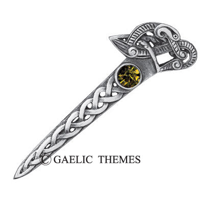 Book of Kells Wading Kilt Pin