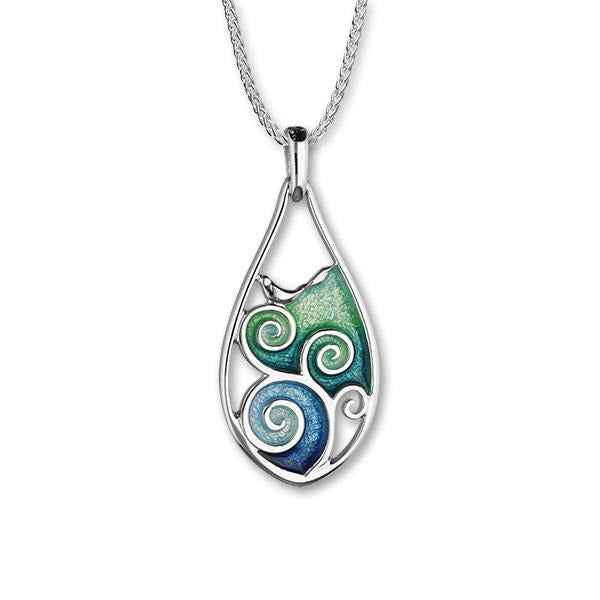 "Waterfall ""Tranquility"" Collection Pendant - Celtic Corner / Scottish Treasures"