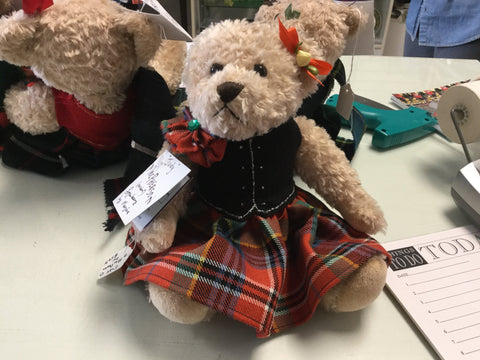 Bear (order in your tartan)
