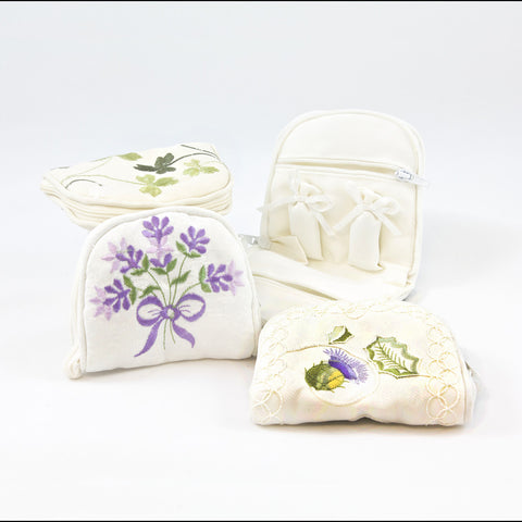 Thistle Travel Jewelry Bag