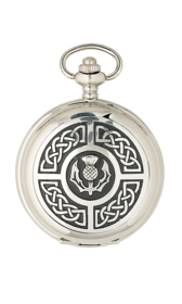 Celtic Serpent Flask