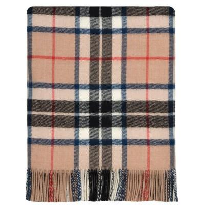 Camel Thomson Lambswool Ruana (aka Serape) - Celtic Corner / Scottish Treasures