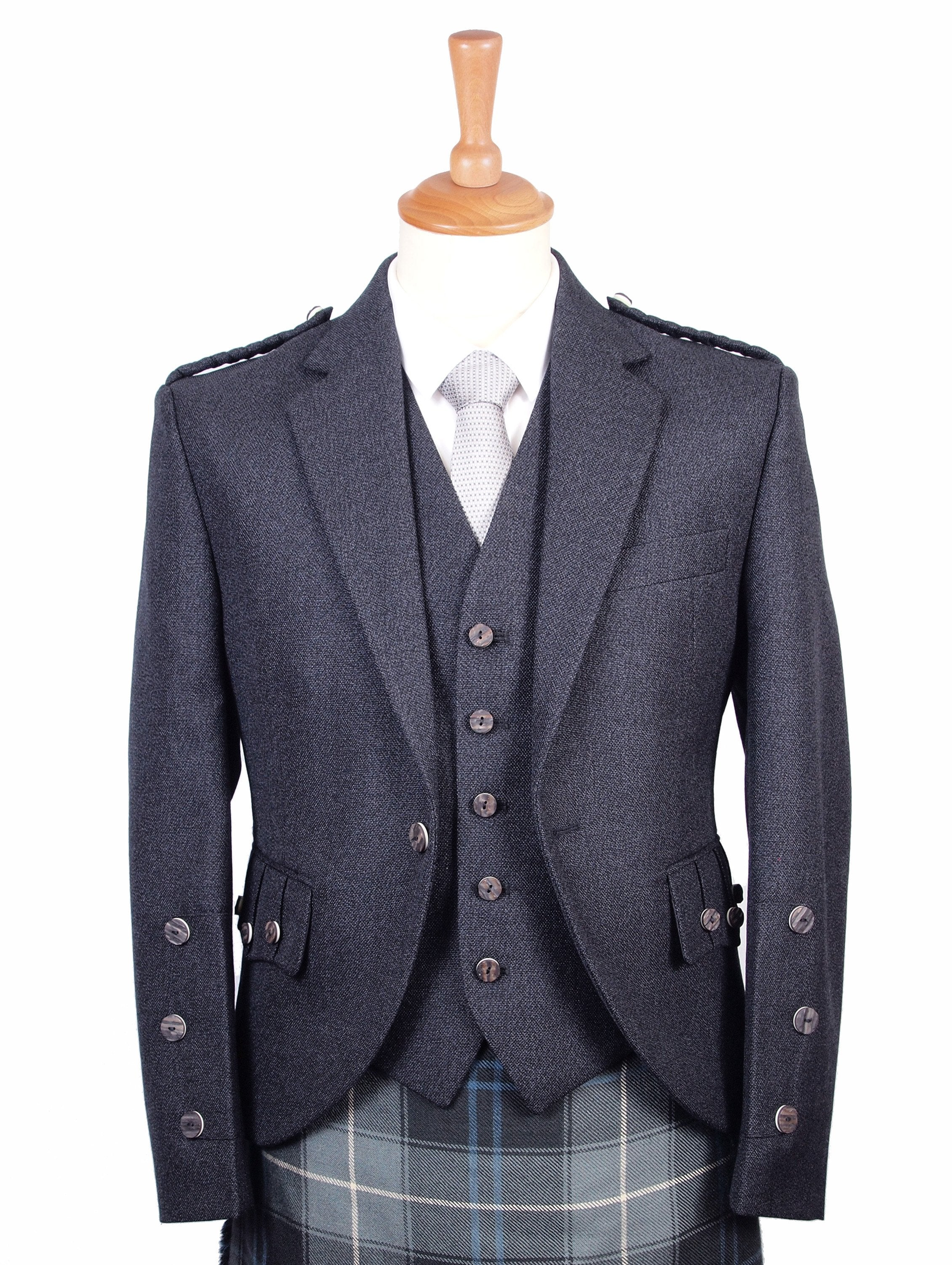 Braemar Jacket and Vest