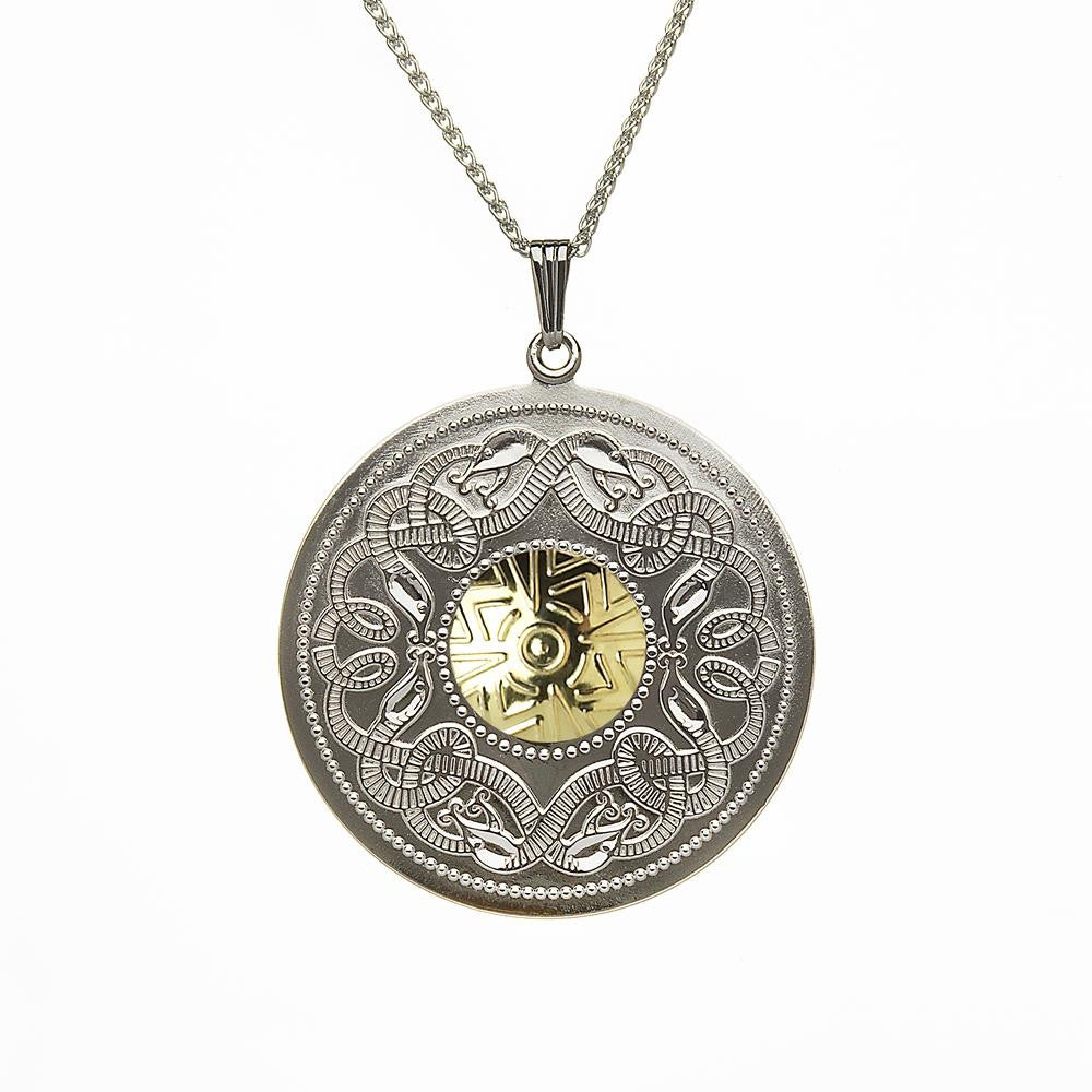 Celtic Warrior Pendant