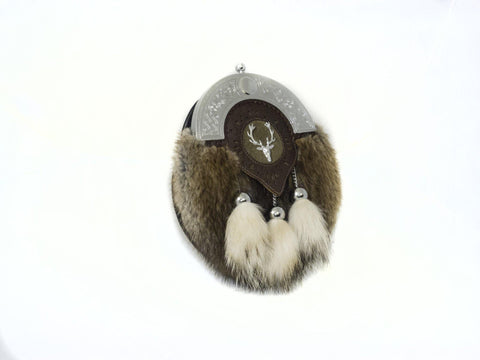 Badger (full mask) Sporran