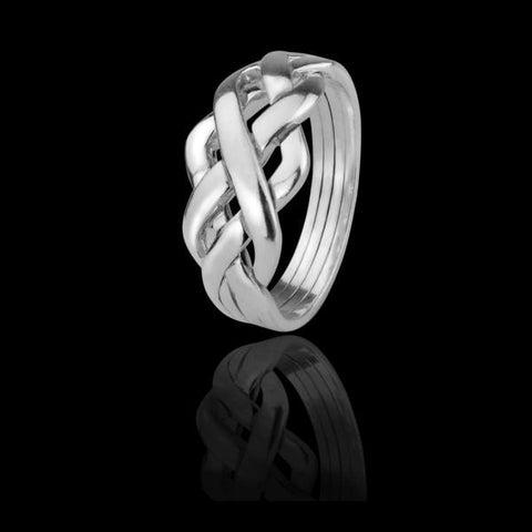 Celtic Puzzle Ring