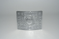 Highland Serpent Kilt Buckle - Celtic Corner / Scottish Treasures