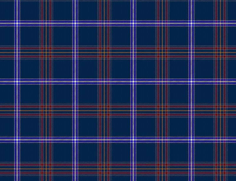 Actual image of tartan from the registry.