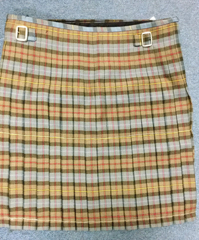 Scottish Made 5 Yard Casual Kilt (16oz select tartan)