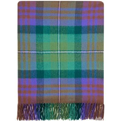 Tartan Lambswool Throws - Celtic Corner / Scottish Treasures