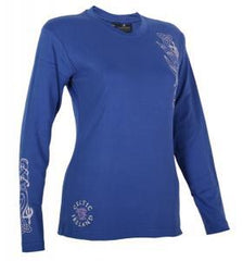Ladies Long Sleeve Celtic Tshirt