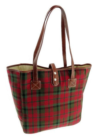 Tartan Shopper Bag