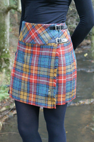 Tweed Billie Skirt