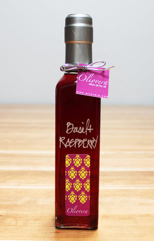 Rich Basil + Raspberry Vinegar