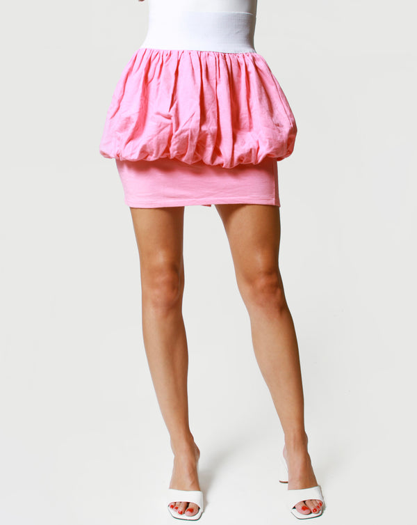 Pink Balloon Skirt