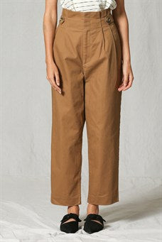 High Waisted Trouser Pants