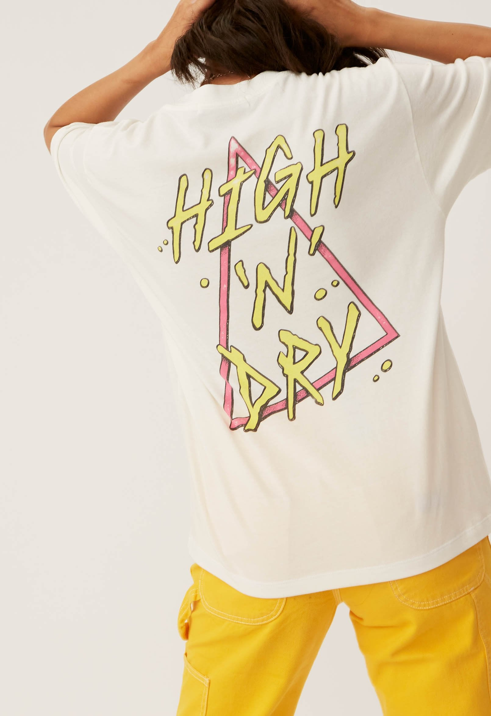 Def Leppard High N' Dry Graphic Tee