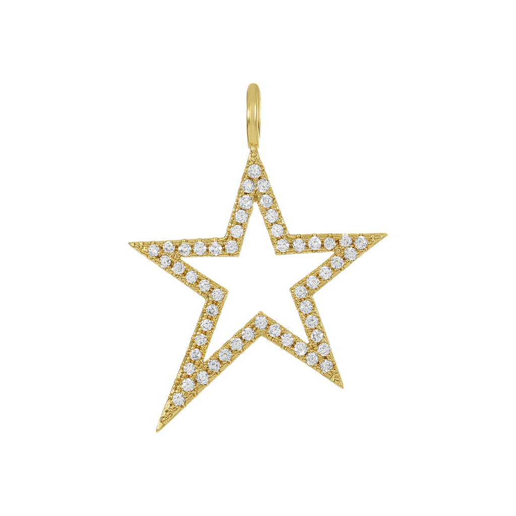 Melinda Maria Shooting Star (with gems) ICON Charm