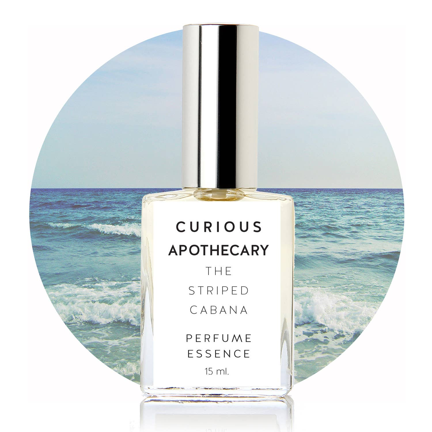 The Striped Cabana Perfume by Curious Apothecary
