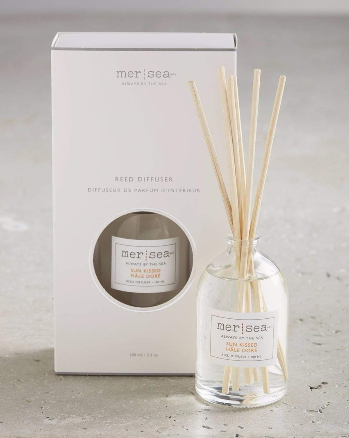 Sun Kissed Reed Diffuser
