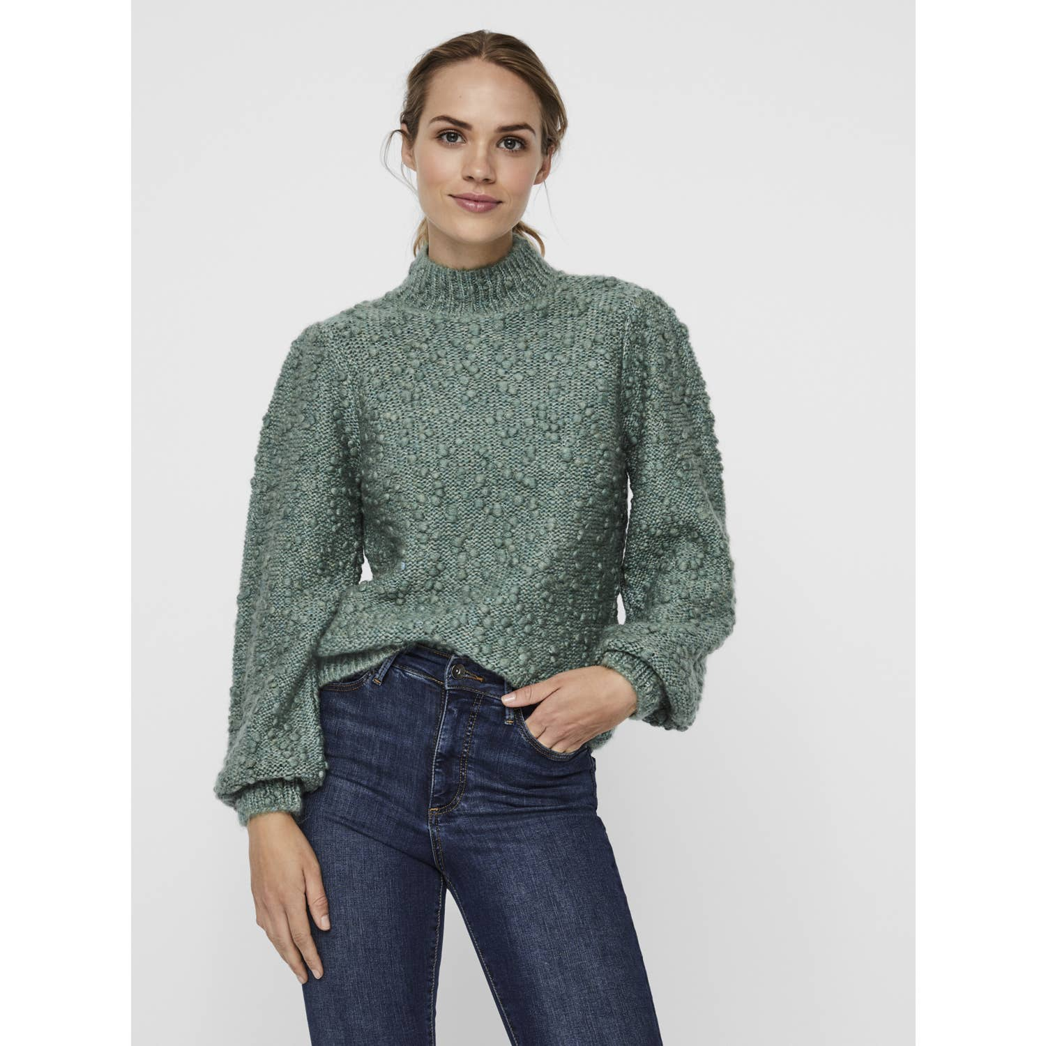 Marta Dot Sweater