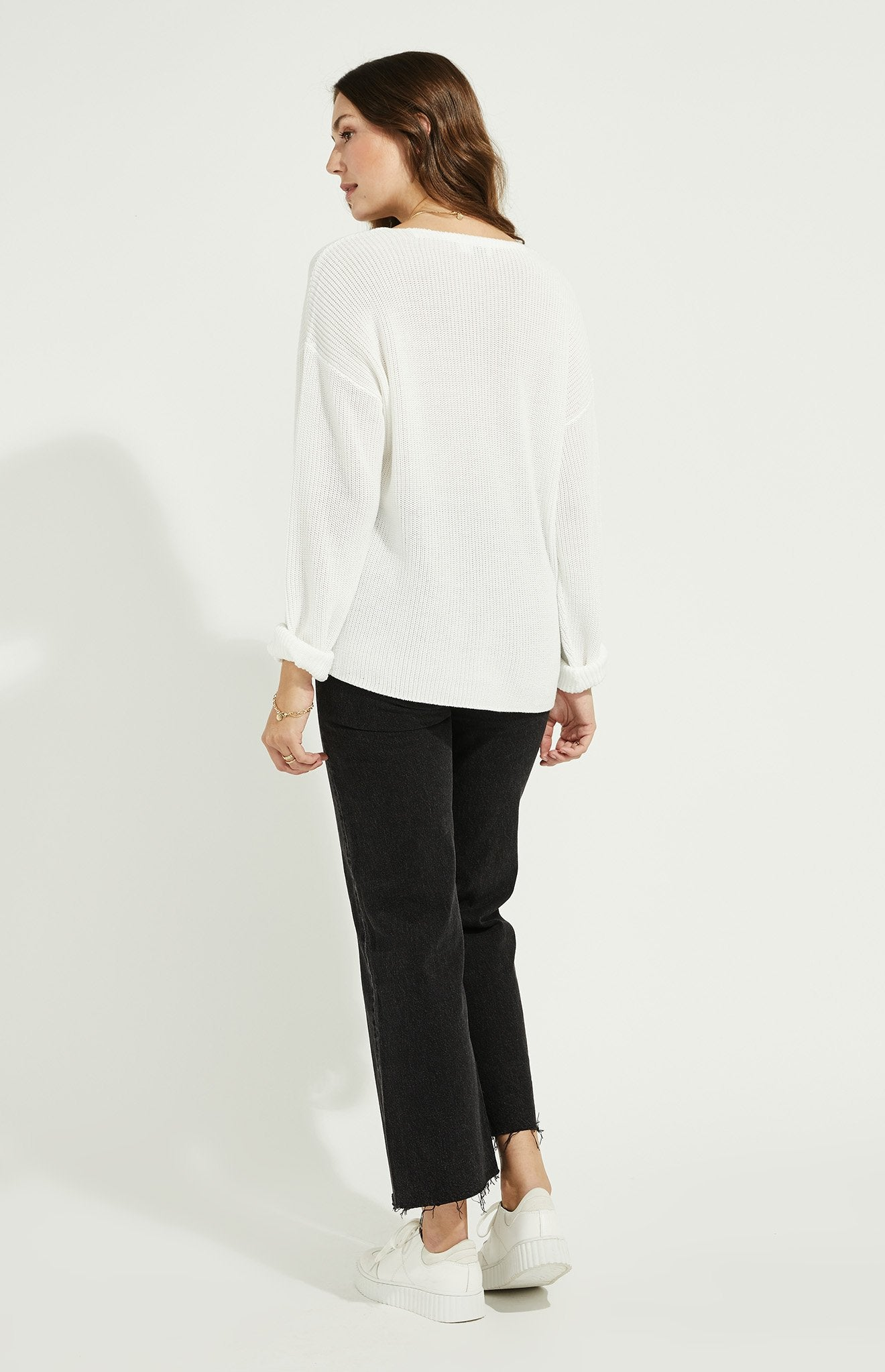 The Tucker Pullover by Gentle Fawn