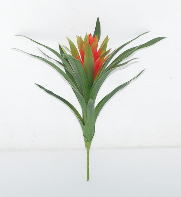 "16"" RED GINGER FLOWER STEM"