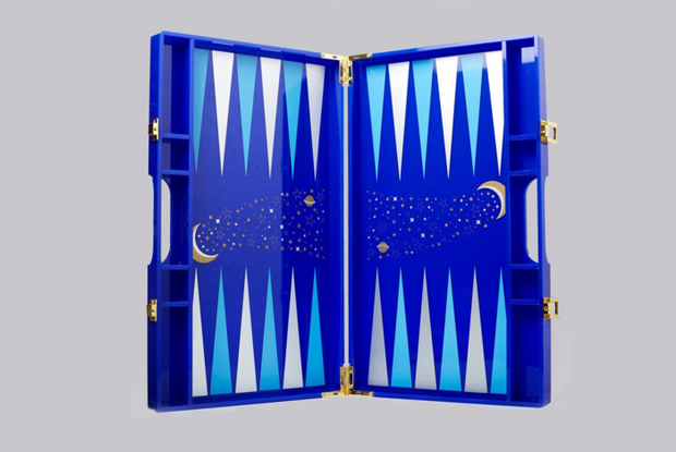 Casa Carta Luna Backgammon