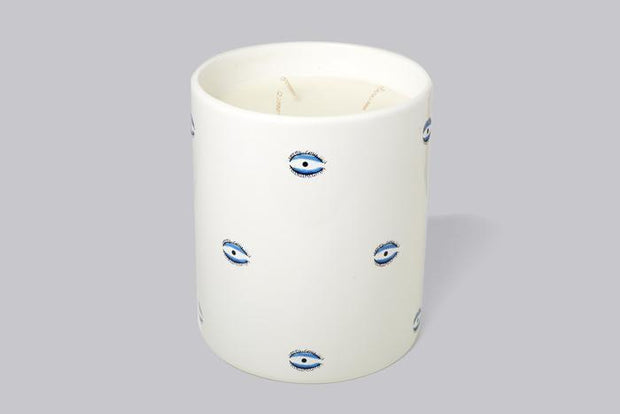 Casa Carta Evil Eye Candle - Large