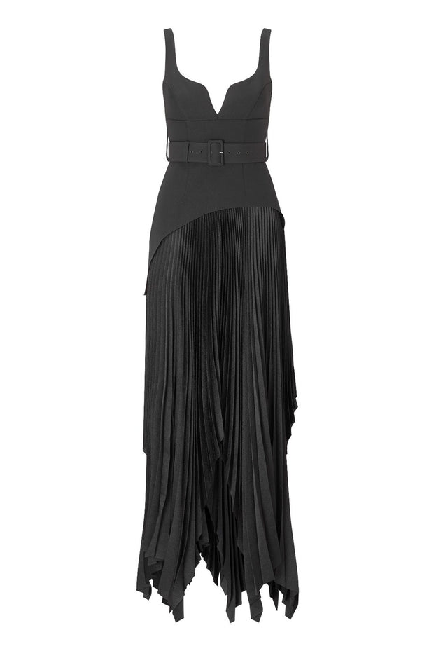 Solace London Junee Dress - Black