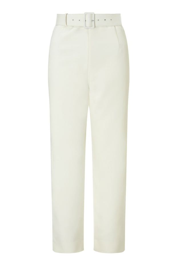 Solace London Tansy Trouser - White