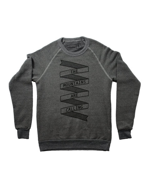 The Mountains Crewneck