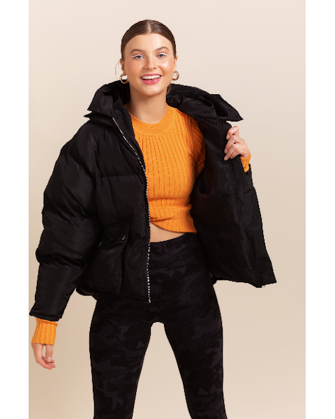 Pluto Puffer Jacket