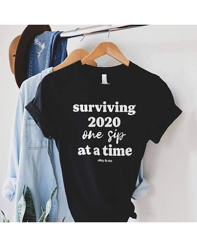 Surviving 2020 Tee Shirt