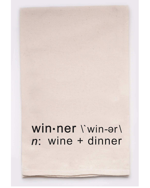 Winner Kitchen Tea Towel