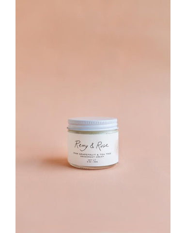 Pink GrapeFruit & Tea Tree Deodorant