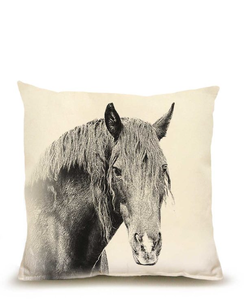 Horse 2 Medium Pillow
