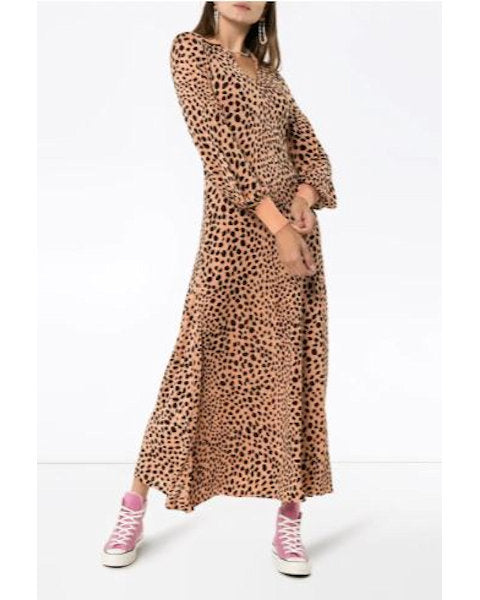 Piper Leopard Dress