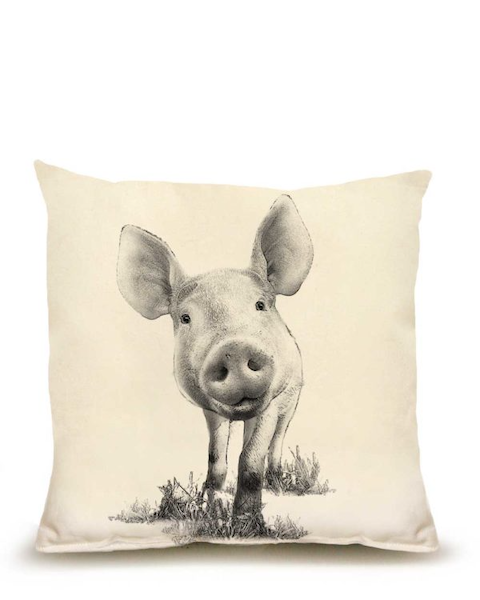 Piglet 3 Medium Pillow