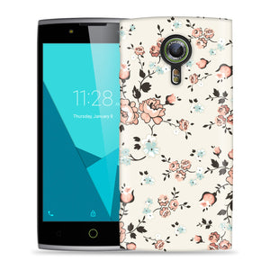 Flowery Vines Design Phone Case