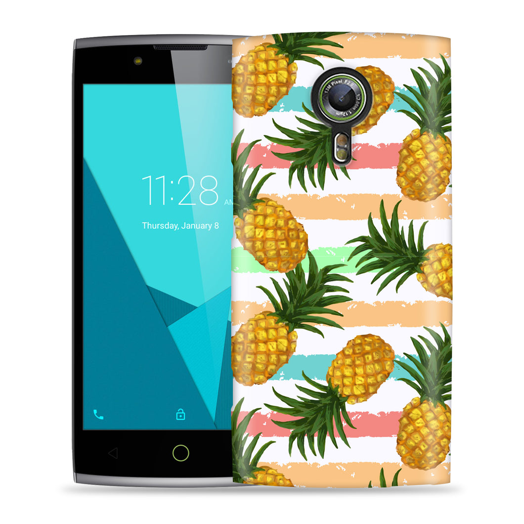 Summer Pineapple  Design Phone Case
