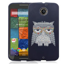 Load image into Gallery viewer, Fancy Gaper (Owl) Design Phone Case