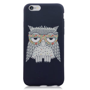 Fancy Gaper (Owl) Design Phone Case