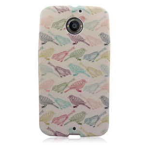 Flock Of Colors Design Phone Case