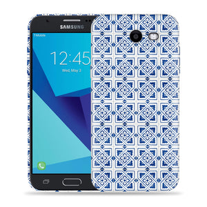 Pattern Lisbon Tiles Design Phone Case