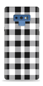 Plaid White Design Phone Case