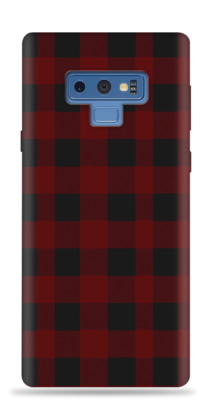 Plaid Red Design Phone Case